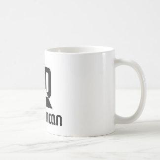 Tasse simple de logo de DigiDuncan