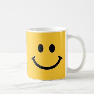 Tasse souriante personnalisable de visage