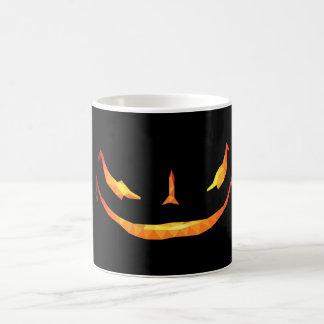 Tasse sourire d'halloween