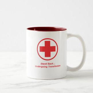 Tasse-Sous Transfusion.ai Mug Bicolore