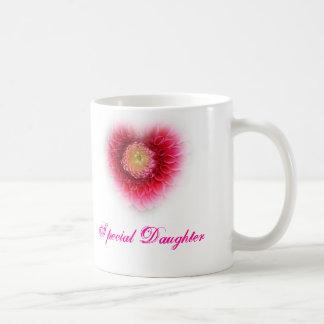 Tasse spéciale de fille