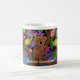Tasse spéciale de koala de grand-papa