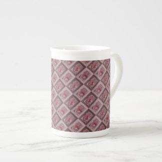 Tasse spéciale faite sur commande de bijou mug en porcelaine