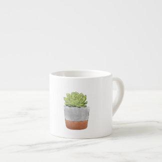 Tasse succulente