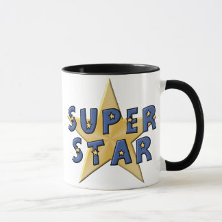 Tasse superbe d'étoile