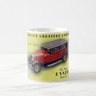 Tasse Superbe-Six vintage d'Essex