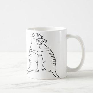 Tasse #TablessThursday de Meerkat
