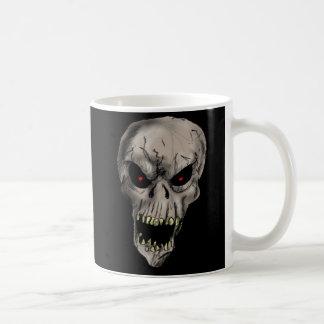 Tasse tete de mort !