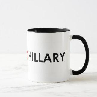 Tasse tordue de Hillary