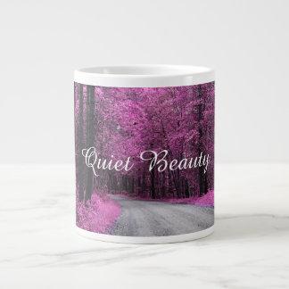 Tasse tranquille de ressort de rose de beauté