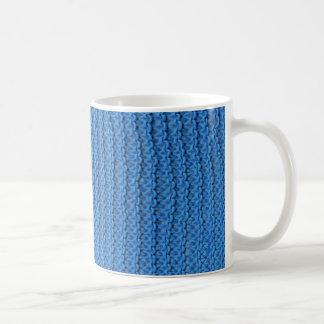Tasse tricotée