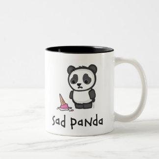 Tasse triste de panda