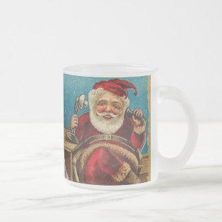 Tasse victorienne de Noël