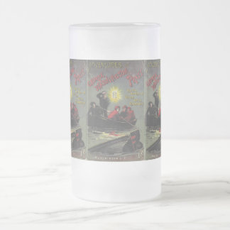 "Tasse vintage ""George Washington Pratt "" d'art"