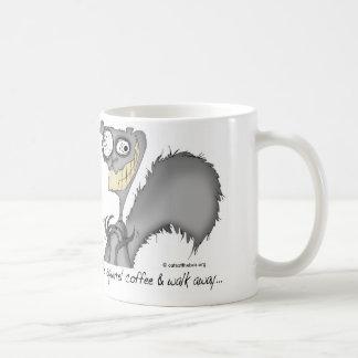 Tasse Whacky d'écureuil