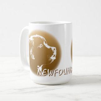 Tasses d'amoureux des chiens de tasses de café de