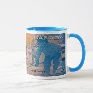 Tasses d'argent - Canada