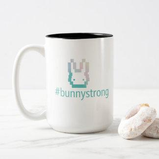 Tasses de #bunnystrong