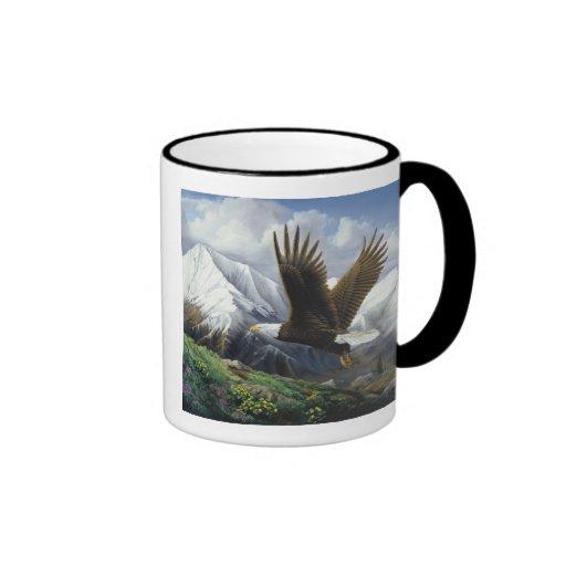 Tasses de café de liberté