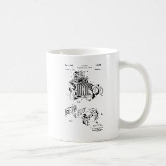 Tasses de café vintages de brevet