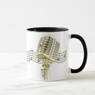 Tasses de café vintages de conception de