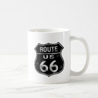 Tasses de l'itinéraire 66
