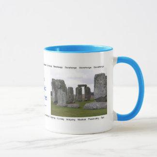 Tasses de Stonehenge Customizeable