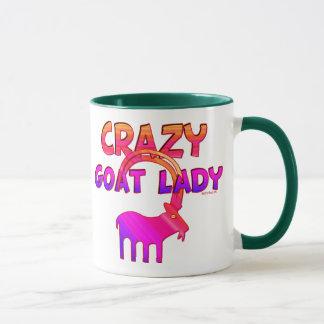 Tasses et chèvre Drinkware de chèvre