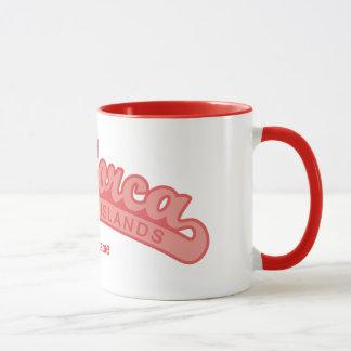 Tasses faites sur commande de monogramme de