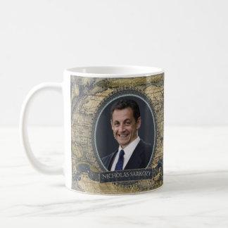 Tasses historiques de Nicholas Sarkozy