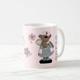 Tasses nommées de cadeau de conception d'ours de