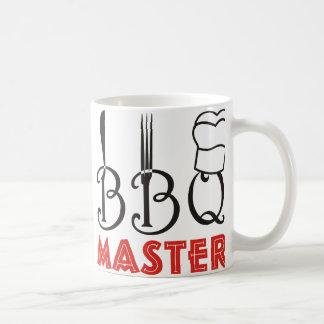Tasses principales de fête des pères de BBQ tasses