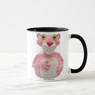 Tasses roses de panthère par CelebriDucks.com