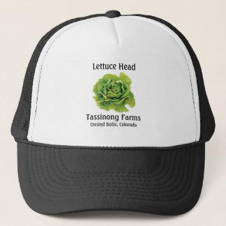 Tassinong cultive le casquette principal de laitue