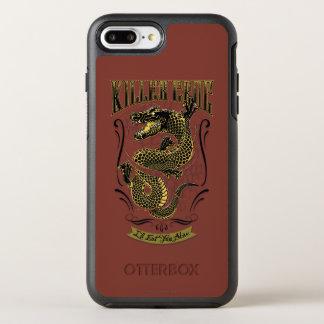 Tatouage de Croc de tueur du peloton | de suicide Coque Otterbox Symmetry Pour iPhone 7 Plus