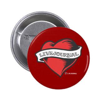 Tatouage de LiveJournal Badge