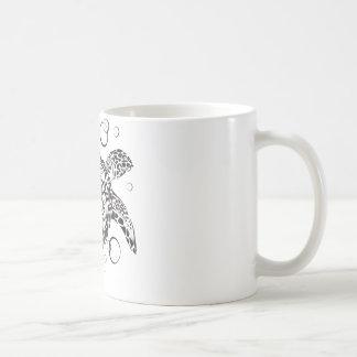 Tatouage de Trible Mug Blanc