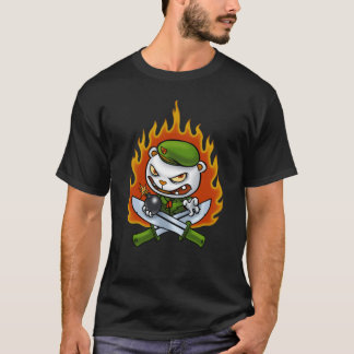 Tatouage Flippy de flamme T-shirt