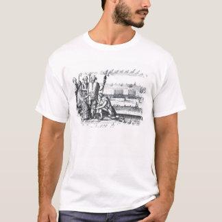 Taureau du pape contre la reine en 1570 t-shirt