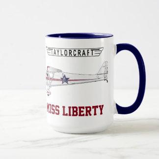 Taylorcraft - Mlle Liberty Mugs