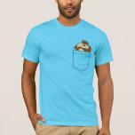 TAZ™ dans une poche T-shirt