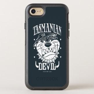 TAZ™ - Rebelle 8 Coque OtterBox Symmetry iPhone 8/7