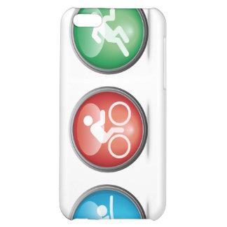 {Tba} Cas de l'iPhone 4 de Bain-Vélo-Run de triath