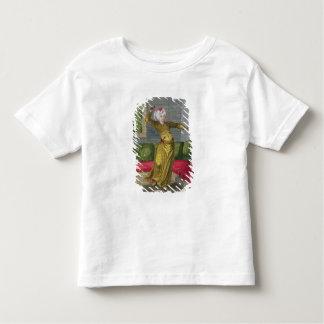 Tchingui, danseur turc, XVIIIème siècle (gravure) T-shirt Pour Les Tous Petits