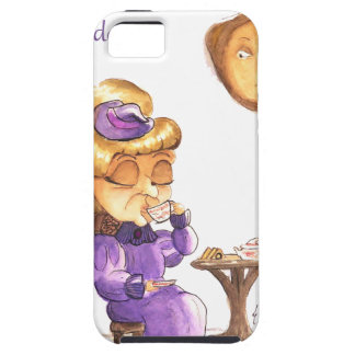 Tea Time Wicked Witches Coque Case-Mate iPhone 5