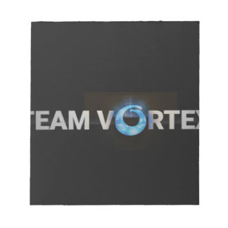 TeamVortex Bloc-note