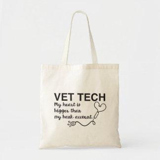 Technicien vétérinaire Fourre-tout Sac De Toile