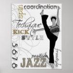 Technique de jazz posters
