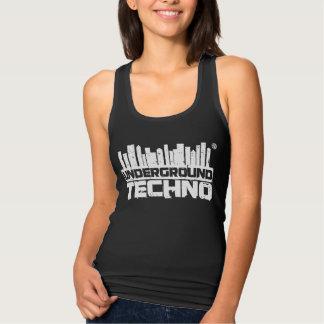 Techno souterraine - le débardeur des femmes