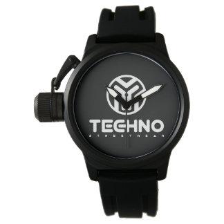 Techno Streetwear - logo - montre Montres